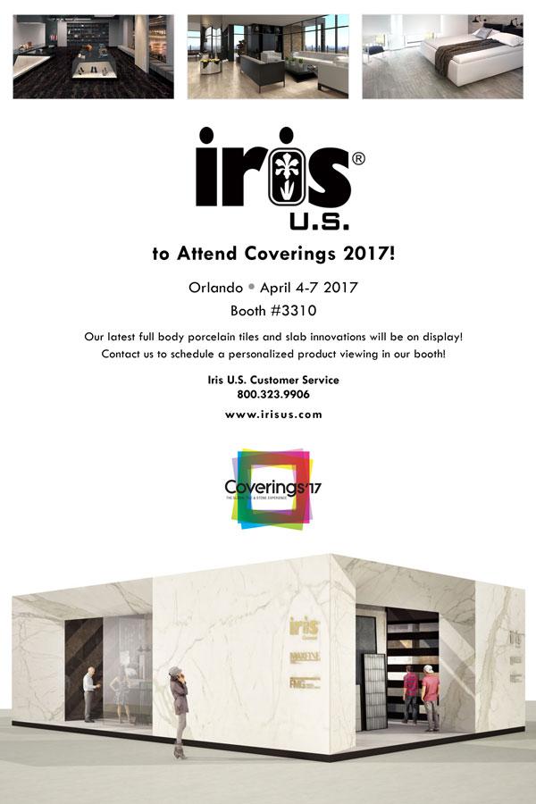 Iris U.S. Coverings 2017