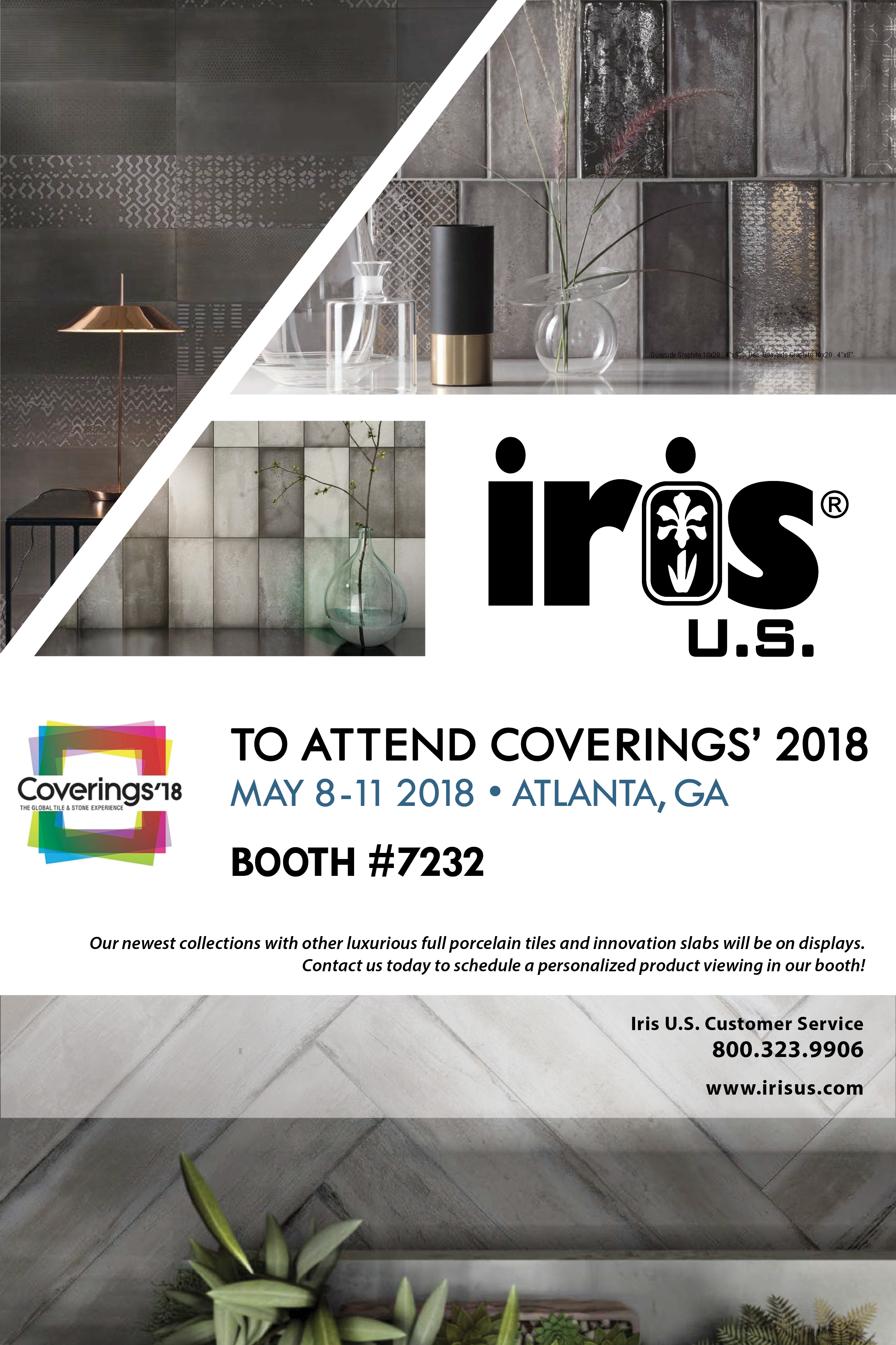 Iris U.S. Coverings 2017