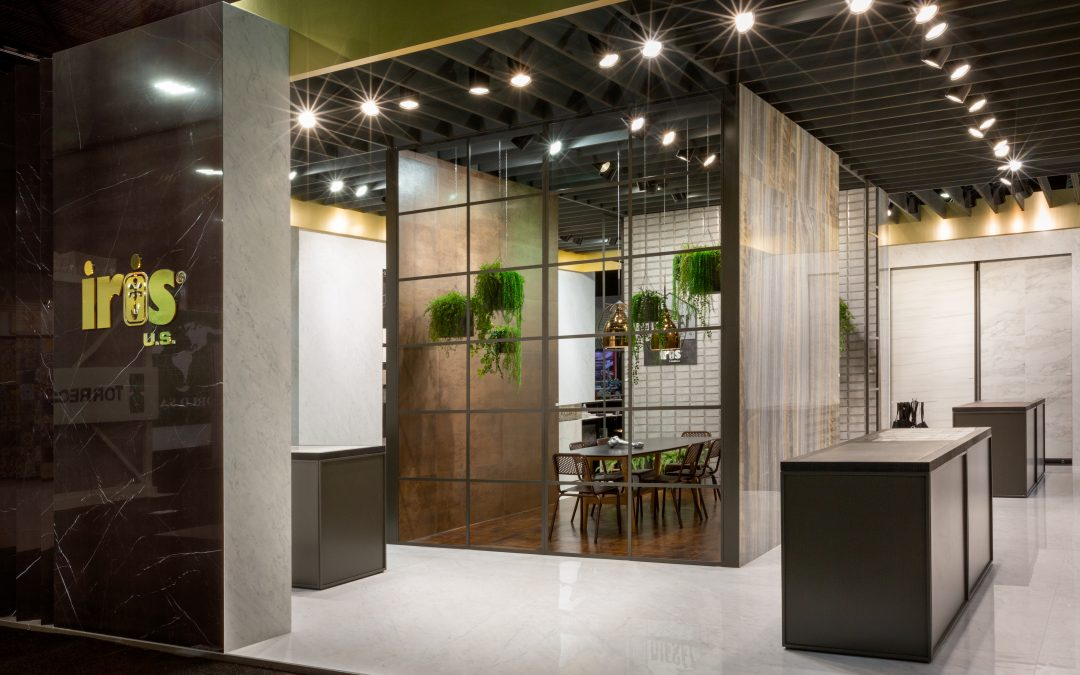 Iris U S Takes Over Coverings 2018