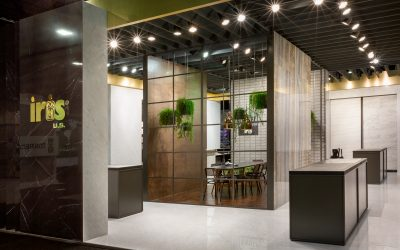 Iris U.S. Takes Over Coverings 2018
