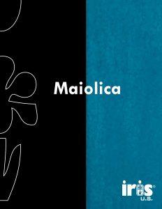 Maiolica Cover